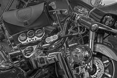 Dettaglio della bici Fotografia Stock