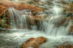 Dettaglio della cascata Immagine Stock Libera da Diritti