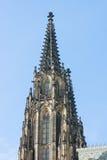 Dettaglio della cattedrale dei san Vitus Fotografia Stock Libera da Diritti