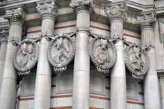 Dettaglio della cattedrale di Westminster Fotografie Stock