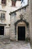 Dettaglio della chiesa di St Luke Fotografia Stock Libera da Diritti