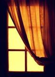 Dettaglio della decorazione della finestra Immagine Stock