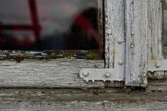 Dettaglio della finestra Fotografia Stock