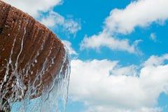 Dettaglio della fontana Immagine Stock Libera da Diritti