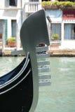 Dettaglio della gondola Fotografia Stock Libera da Diritti