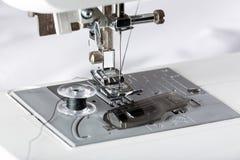 Dettaglio della macchina per cucire Immagine Stock