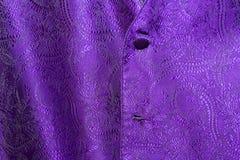 Dettaglio della maglia di Tuxed dei Groomsmen Immagini Stock