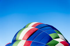 Dettaglio della mongolfiera Fotografie Stock