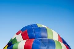 Dettaglio della mongolfiera Fotografia Stock Libera da Diritti