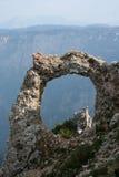 Dettaglio della montagna di Cvrsnica Immagine Stock Libera da Diritti