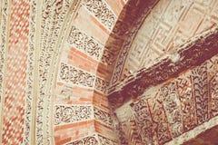 Dettaglio della Moschea-cattedrale, Cordova, Andalusia, Spagna Fotografia Stock