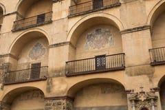 Dettaglio della Moschea-cattedrale, Cordova, Andalusia, Spagna Fotografia Stock Libera da Diritti