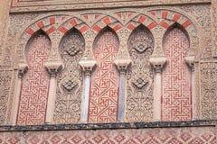Dettaglio della Moschea-cattedrale, Cordova, Andalusia, Spagna Immagine Stock