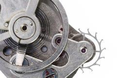 Dettaglio della ruota dell'ancora Fotografia Stock