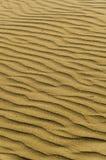 Dettaglio della sabbia fotografia stock