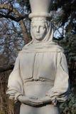 Dettaglio della statua a Bucarest Immagini Stock