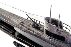 Dettaglio della U-barca Fotografia Stock