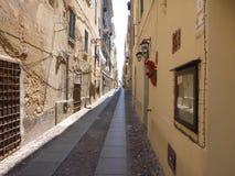 Dettaglio di Alghero Sardegna fotografia stock