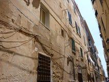 Dettaglio di Alghero Sardegna immagini stock