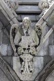 Dettaglio di angelo Fotografia Stock Libera da Diritti