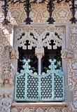 Dettaglio di architettura di Barcellona Immagini Stock