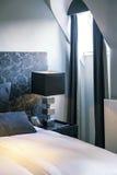 Dettaglio di camera di albergo Immagine Stock Libera da Diritti