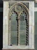 Dettaglio di Duomo di Firence Fotografie Stock