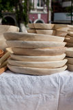 Dettaglio di hitckenware di legno Fotografia Stock Libera da Diritti
