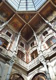 Dettaglio di Palacio da Bolsa a Oporto Fotografie Stock