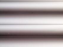 Dettaglio di rivestimento di alluminio Fotografia Stock Libera da Diritti