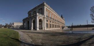 Dettaglio di Royal Palace di Aranjuez fotografia stock libera da diritti