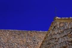 Dettaglio di una cappella Immagine Stock Libera da Diritti