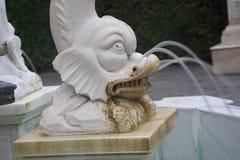 Dettaglio di una fontana in Siviglia Fotografia Stock