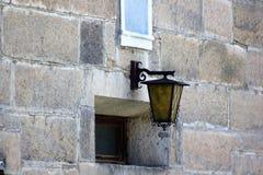 Dettaglio di una lampada Immagini Stock Libere da Diritti