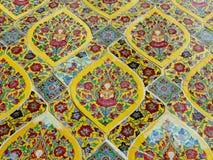 Dettaglio di Wat Ratchabopit Immagini Stock