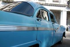 Dettaglio do automóvel de Havana Imagem de Stock Royalty Free