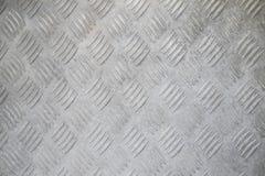 Dettaglio e fondo d'acciaio del piatto del controllore del diamante Fotografie Stock Libere da Diritti