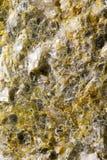 Dettaglio minerale Fotografia Stock Libera da Diritti