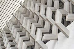Dettaglio moderno architettonico fotografie stock libere da diritti