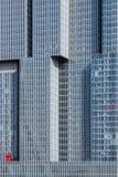 Dettaglio moderno della facciata di architettura Immagine Stock Libera da Diritti
