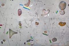 Dettaglio rampicante dell'interno della parete fotografie stock libere da diritti