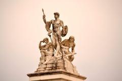 Dettaglio Roma Italia di Patria di della di Altare Fotografia Stock