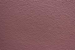 Dettaglio rosso di struttura del housewall Fotografie Stock