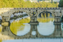Dettaglio Sisto Ponte Στοκ Εικόνα
