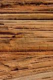 Dettaglio, strati correnti dell'incrocio di arenaria rossa Fotografie Stock