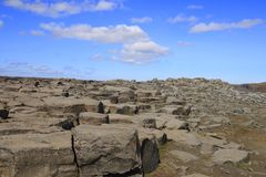The Dettifoss Stock Photography