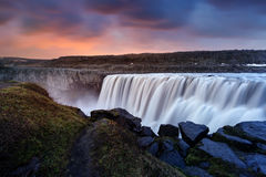 Dettifoss Images stock