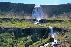 Dettifoss area  has many waterfalls.