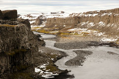 Dettifoss - Iceland Royalty Free Stock Image