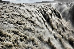 Dettifoss, Iceland Stock Photography